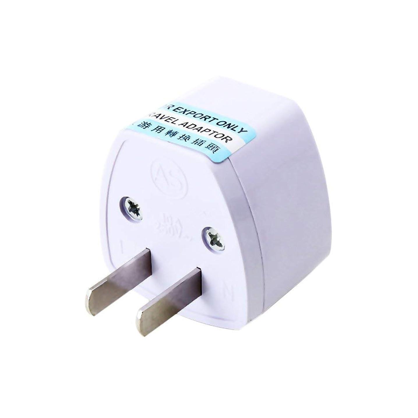 ペンス衝突コース送料OYAN 全世界対応マルチ変換プラグA型(海外電化製品を日本で利用) A,BF, SE,C, B3, O,B, コンセント変換アダプター 電源形状変換プラグ 世界の家電を日本で使える, 世界のコンセント