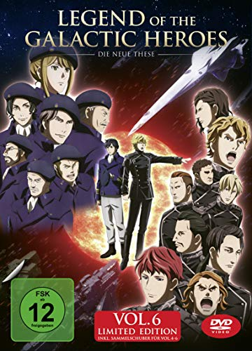 Legend of the Galactic Heroes: Die Neue These - Volume 6 [Limited Edition]
