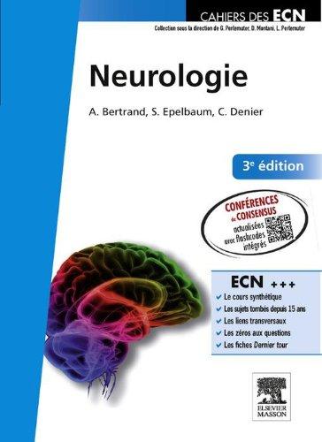Neurologie (Cahiers des ECN)