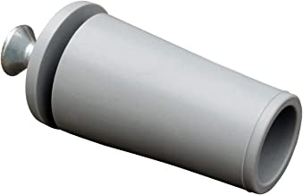 Schellenberg 10262 rolluik stopnokken, 24 x 39 mm, 4 stuks, bruin