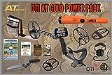 Garrett at Oro Power Pack con Pro Pointer at y 22x 28cm Sonda Detector de metales