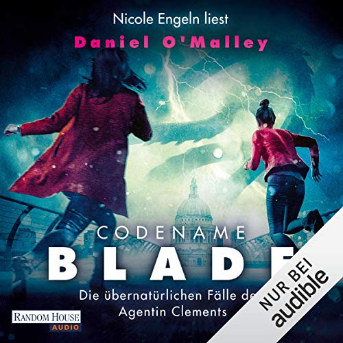 Codename Blade cover art
