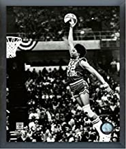 Julius Erving (Dr. J) New York Nets 1976 Slam Dunk Contest Action Photo (Size: 12