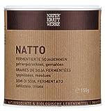Natto, fermentierte Sojabohnen gefriergetrocknetes Pulver GVO frei, 150 g