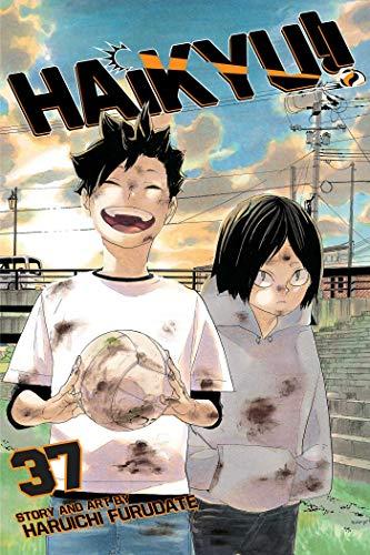 Haikyu!!, Vol. 37 (Volume 37)