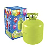 Bonbonne Hélium - Capacité 50 Ballons - Décoration Anniversaire