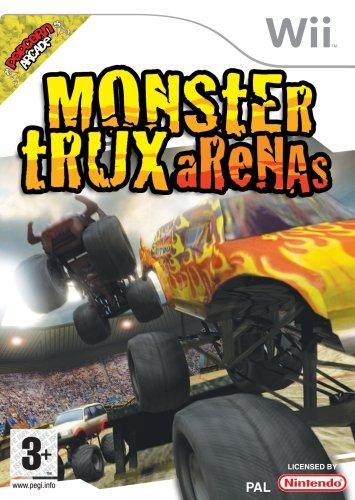 Monster Trux Arenas (Wii) [import anglais]