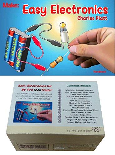 ProTechTrader Make: Easy Electronics Kit