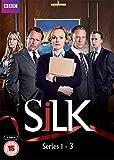 Silk - Series 1-3 Box Set [Italia] [DVD]