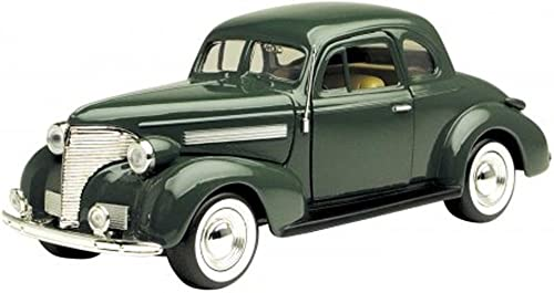 1939 Chevy Coupe 1 24 Grün by Collectable Diecast