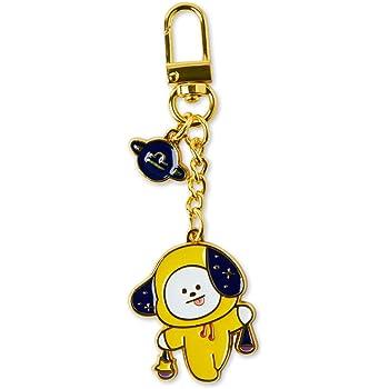 BT21 Official Merchandise by Line Friends - Character Universtar Metal Keyring