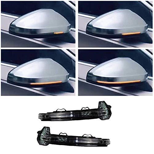 HDX - Indicatore di direzione LED per specchietto retrovisore dinamico di Audi A4, S4, RS4, A5, S5, RS5, SLine