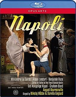 バレエ《ナポリ,あるいは漁師とその花嫁》[Blu-ray Disc]