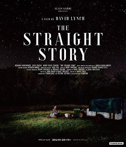 ストレイト・ストーリー デヴィッド・リンチ スタンダード・エディション Blu-ray