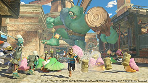 SQUARE ENIX Dragon Quest Heroes I・II NINTENDO SWITCH JAPANESE IMPORT