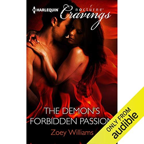 The Demon's Forbidden Passion audiobook cover art