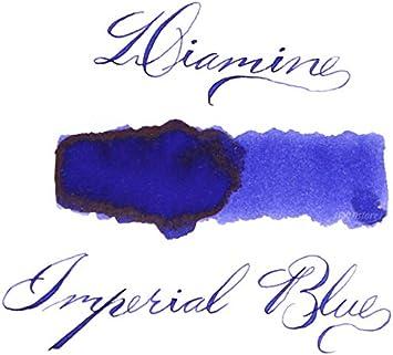 Imperial Blue 6 cartuchos Diamine Est/ándar Cartuchos de Tinta