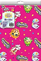 Shopkins Wrapping Paper Gift Wrap (1 Pack, 18 Sq. Ft.) by Moose