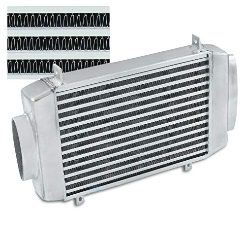 All Aluminum Bolt-On Top Mount Supercharge Intercooler Replacement For MINI COOPER S R53 2002-2006