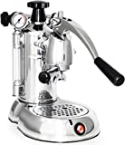 La Pavoni PSC-16 Stradavari 16-Cup Espresso Machine, Chrome