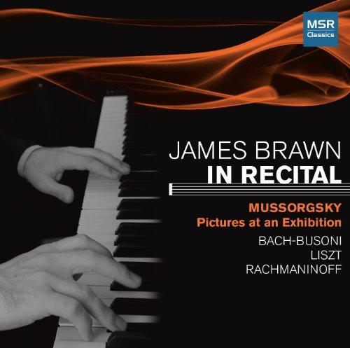 James Brawn in Recital