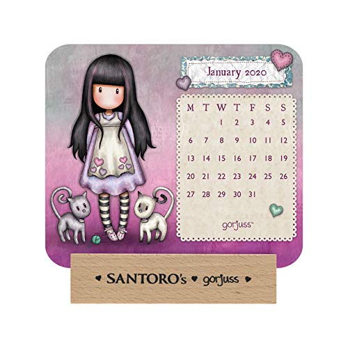Calendario in legno.