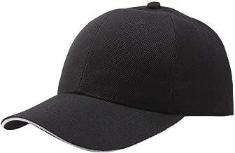 Baseball Cap,Unisex Summer Baseball Cap,Women Men'S Fashion Hip Hop Caps Men Adjustable Multicolor Snapback Casquette Gorras Visor Hats Popular