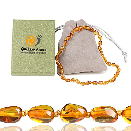 Review Of True Baltic Necklaces Gift Set (Standard 12.5 Inches), 100% Natural Baltic Beads