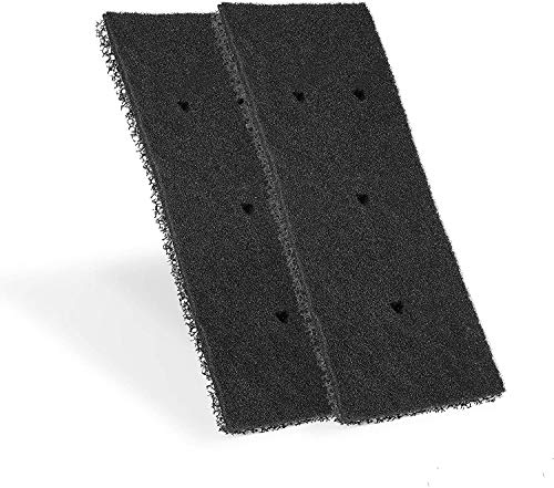 Supremery 2x Trockner Filter u.a. für Bauknecht, Privileg & Whirlpool I Wäschetrockner Filter HX Filter 481010716911 I Wärmepumpentrockner Filter, Schwammfilter