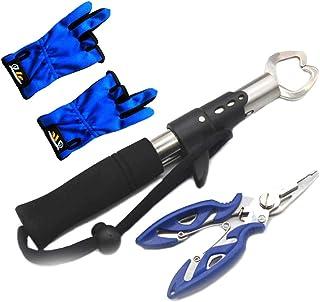 Einfach zu Bedienen KESOTO Tragbar Angeln Griff Fischgreifer Angeln Tools