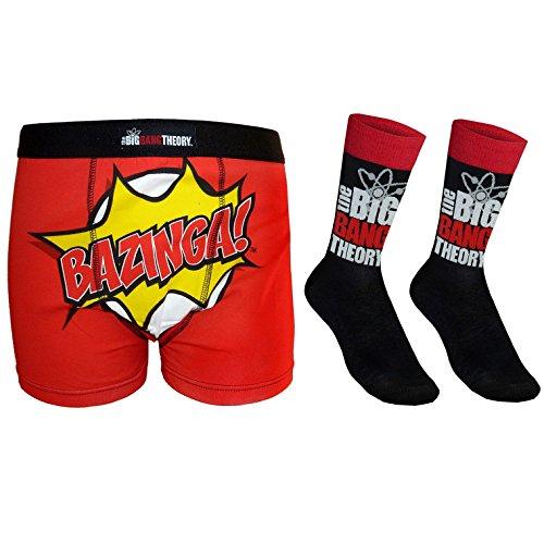 The Big Bang Theory Set de calcetines