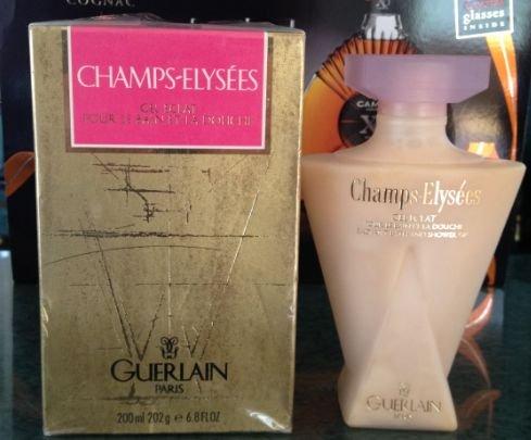 Guerlain los Campos Elíseos Radiant Bath and Gel de Ducha 200ml