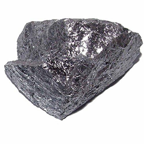 Silizium Silicium Rohstein Rohstück 99,99% Reinheit ca. 35-50 mm ca. 30-50 Gramm.(3738)