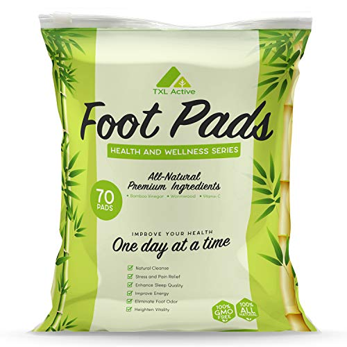 All Natural Ingredients Foot Pads, …