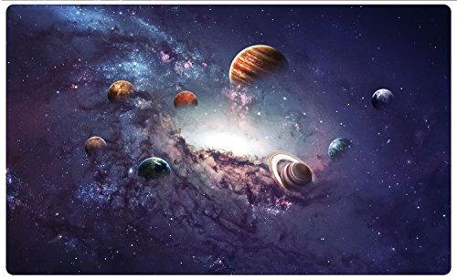 Weltall Universum Planeten Wandtattoo Wandsticker Wandaufkleber R1019 Größe 40 cm x 60 cm