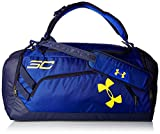 Under Armour SC30 Storm Contain Duffle, Royal (400)/Taxi, One Size Fits All