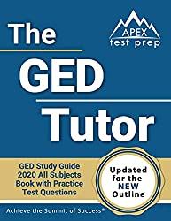 in budget affordable Book GED Tutor: GED Study Guide 2020 All subjects with questions about the Practical Exam [Updated for…