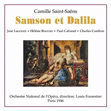 Paperback Opera: Samson et Dalila Ga 1946
