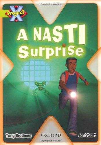 Project X: Underground: a NASTI Surpriseの詳細を見る