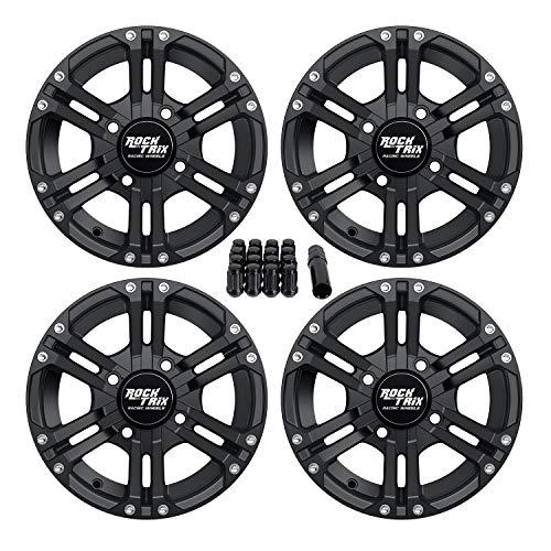 Polished ITP 1028604403 A-6 Pro Series GP Wheel 4//144 10x5-3+2 Offset