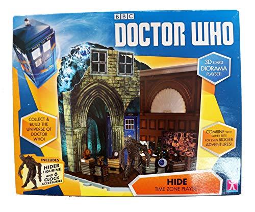 Doctor Who - Vague 3 - Ensemble de jeu Time Zone - CACHETTE