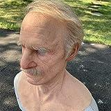 Immagine 1 maschera realistica a forma di