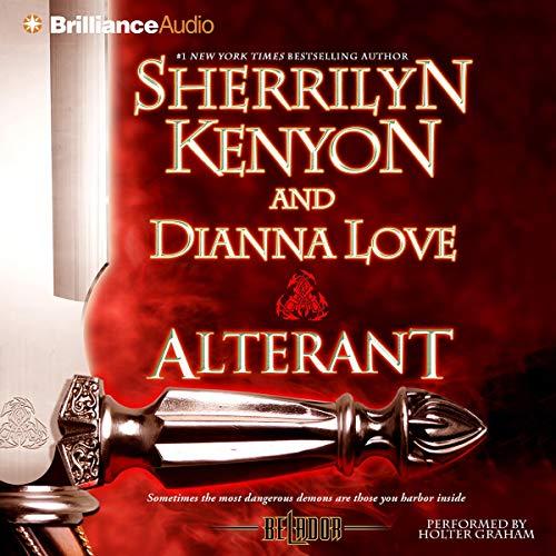 Alterant audiobook cover art
