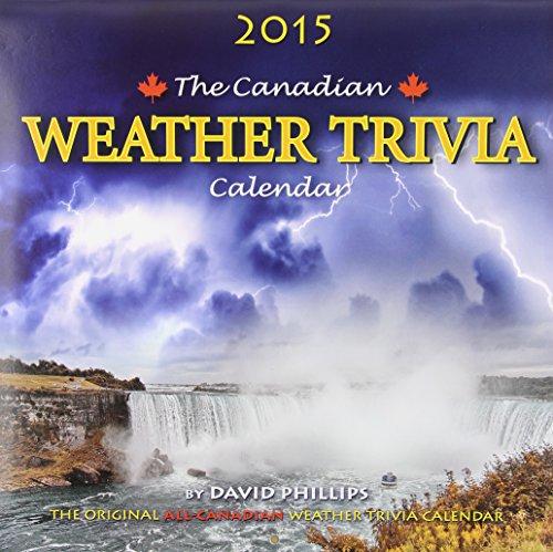 2015 Canadian Weather Trivia Calendar