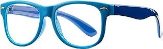 Blue Light Blocking Glasses for Kids - Boys & Girls Unbreakable Frame (3-12 Years)