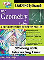 Working With Intersecting Lines: Geometry Tutor [DVD] [Import]