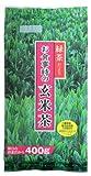 寿老園 緑茶だより お食事時の玄米茶 袋400g