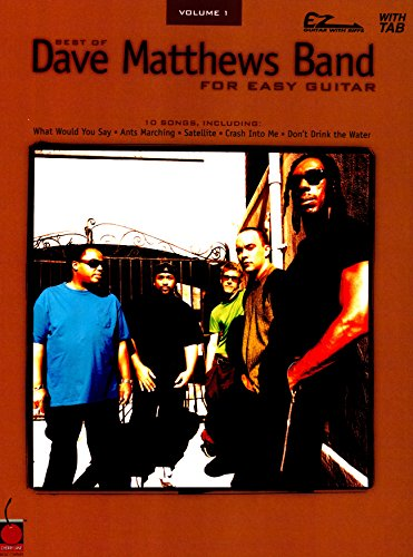 Best of Dave Matthews Band for Easy Guitar (English Edition)