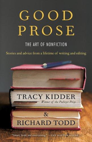 Good Prose: The Art of Nonfiction