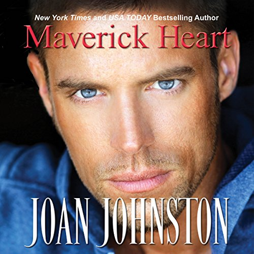 Maverick Heart audiobook cover art